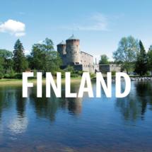 Finlands vackraste sjöar